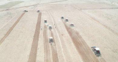المؤسسة تدشن برنامج دعم المزارعين بالحراثة الآلية في المناطق التهامية